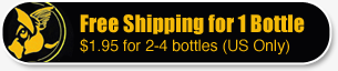 Free shipping on 1 bottle